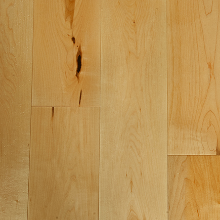 Garrison II Distressed Natural Character Maple