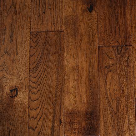 Garrison II Distressed Chateau Hickory Hardwood Flooring