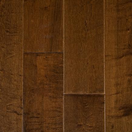 Garrison II Distressed Maple Latte Hardwood Flooring