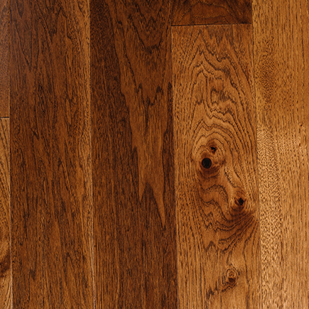 Garrison II Smooth Chateau Hickory Hardwood Flooring