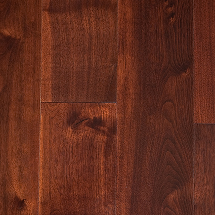 Garrison II Smooth Antique Walnut Hardwood Flooring