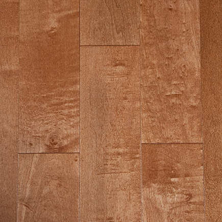 Garrison II Smooth Wheat Maple Hardwood Flooring