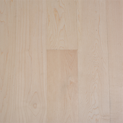 Contractor's Choice Maple Unfinished Hardwood Flooring
