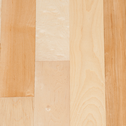"Crystal Valley Maple Natural 3 ¼"" Engineered Flooring"
