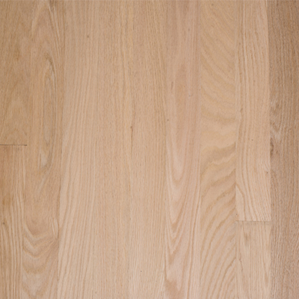 """Contractor's Choice Red Oak 2 1/4"""" Unfinished Hardwood Flooring"""