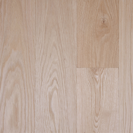 """Contractor's Choice Red Oak 5"""" Unfinished Hardwood Flooring"""