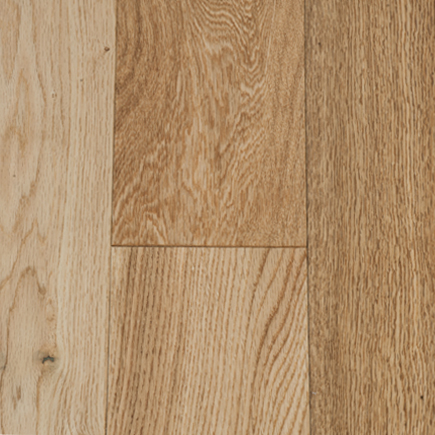 "Crystal Valley Red Oak Natural 5"" Engineered Flooring"