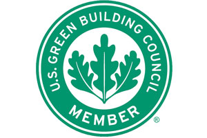 The Garrison Collection is a Proud Member of the USGBC