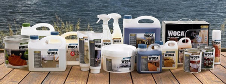 Garrison Recommended WOCA Products For Oil Finished Hardwood Floors