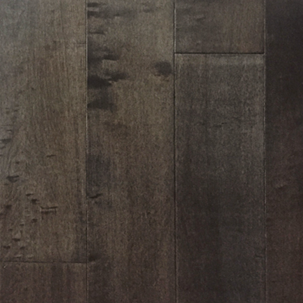 Maple Dapple Grey - Garrison II Smooth Flooring Sample