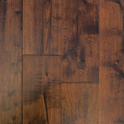 Cantina - Hickory Spanish Coffee Flooring Sample