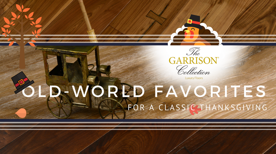 The garrison collection old world classic floors rustic