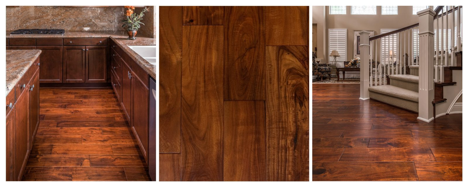 Hardwood Floor Trend - Bronze Hardwood Flooring