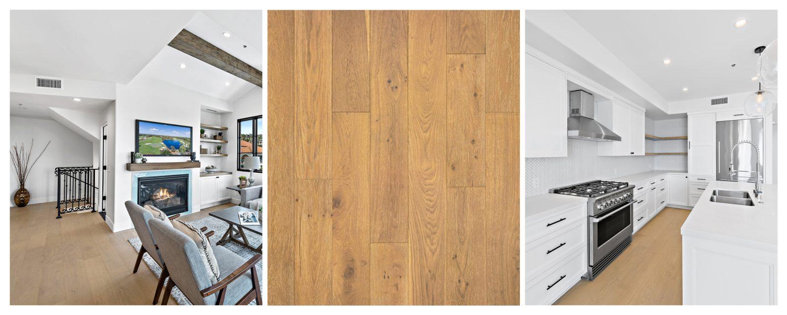 Hardwood Floor Trend - Gold Hardwood Flooring