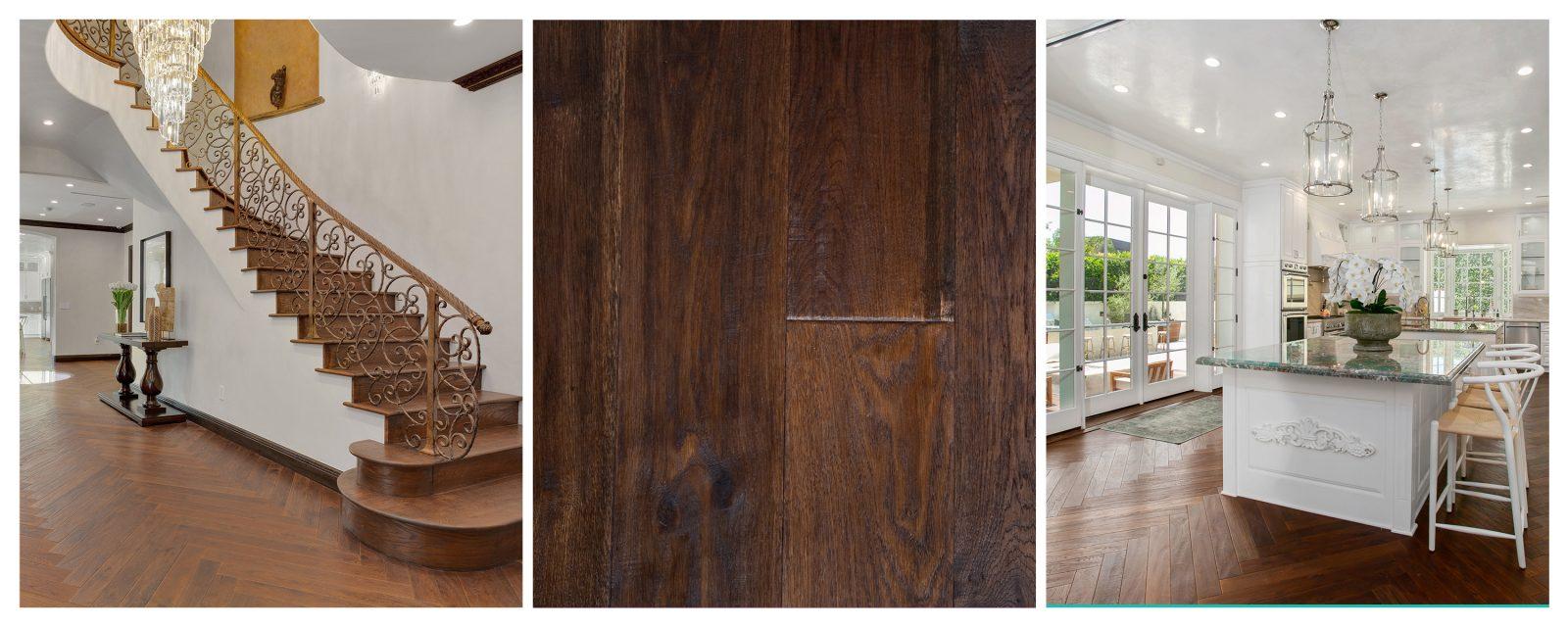 Hardwood Floor Trend - Brown Hardwood Flooring