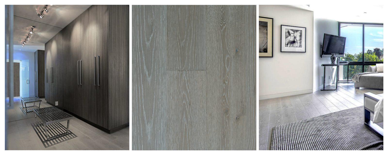Hardwood Floor Trend - Grey Hardwood Flooring